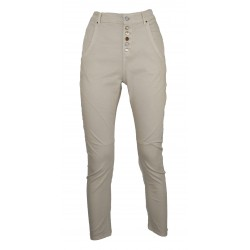 PANTS WOMAN TAKE TWO BEIGE Keyla