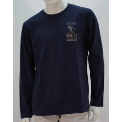 COTTON CREW NECK SWEATER MEN U01 BE BOARD