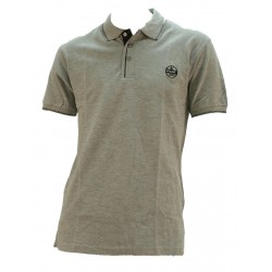 MEN'S SHORT SLEEVE POLO PACIFIC STACKS