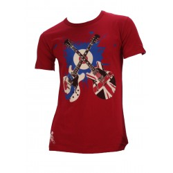 T-SHIRT UOMO GUITARS MR FREEDOM