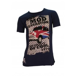 T-SHIRT UOMO UNION JACK MINI MR FREEDOM
