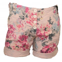 SHORTS WOMAN NINEA P104T165