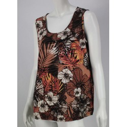 "TANK TOP SUMMER WOMAN COMPLY "" GAIA PIU ' """
