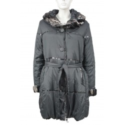JACKET WOMAN LONG FIRM METEORE