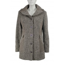 JACKET WOMAN WINTER WOOL METEORE