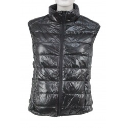 QUILTED VEST WOMAN TRAPUNTINO DEEROSE