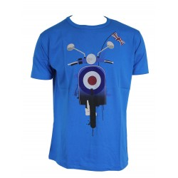 T-SHIRT UOMO SCOOTER MR FREEDOM