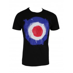T-SHIRT GRAPHIC ABSTRACT MR FREEDOM