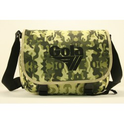 BORSA GOLA ULTRA MINI HARRIS CAMO ECRU