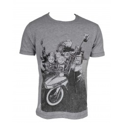 T-SHIRT UOMO SCOOTER XL MR FREEDOM