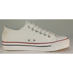 SNEAKERS BASSE IN TESSILE DILEN SHOES