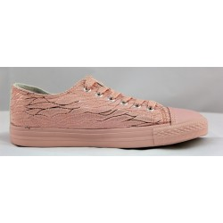 LOW SNEAKERS WOMAN ROSE ART. 85-186 RENDA