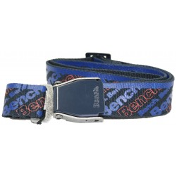 BELT BLUE BENCH BENNATO