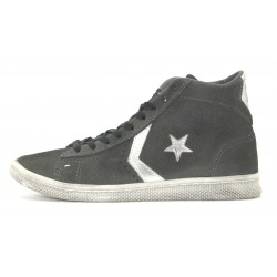 ALL STAR CONVERSE PRO LEATHER MID SUEDE LTD 1C658
