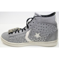 ALL STAR CONVERSE PRO LEATHER MID SUEDE LTD 1C667