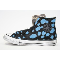 ALL STAR CONVERSE PRO LEATHER MID SUEDE LTD 1C676 coll. HOLIDAY