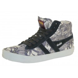 Shoe Gola Cyclone Liberty Ag Cla416 Grey/Multi