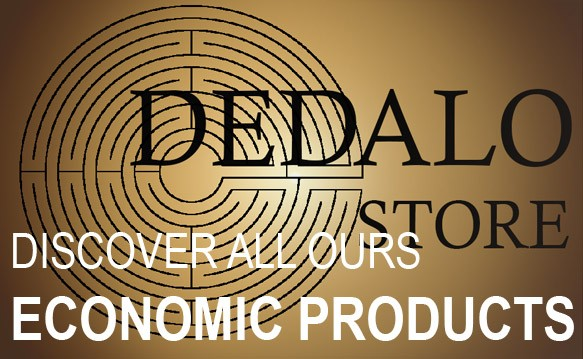 Dedalo store, discover all our economic products