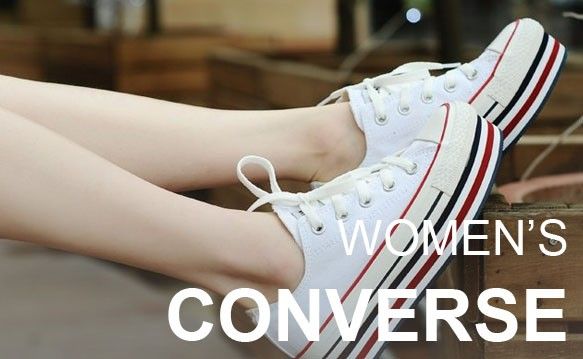 Woman's Converse Limited Edition